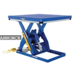 Lifting Table; A Perfect Material Handling Solution